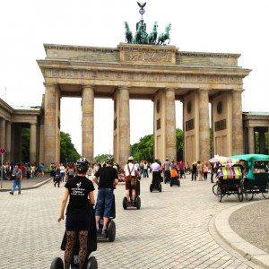 Segway-Citytour - Berlin