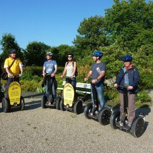 Segway-Citytour – Bremen