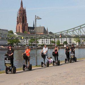 Segway-Citytour - Frankfurt am Main