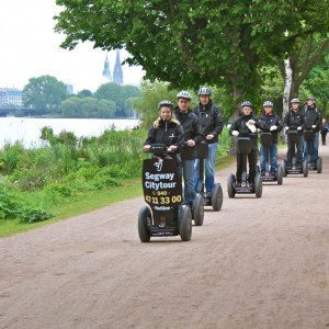 Segway-Citytour - Hamburg