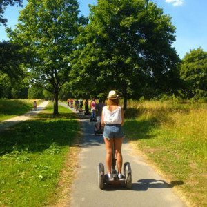 Segway-Tour an Leine und Ihme - Hannover
