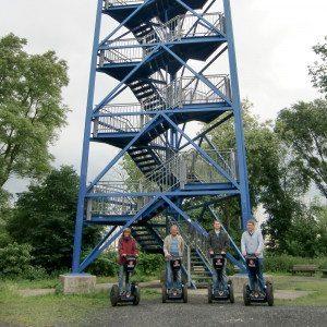 Segway-Tour Sechs-Seen-Platte - Duisburg