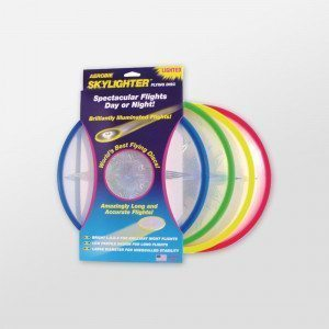 Skylighter-Frisbee mit LEDs