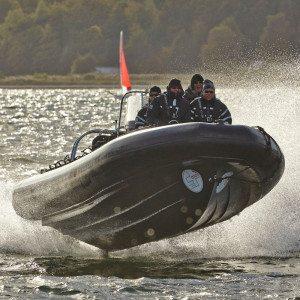 Speedboat-Action für bis zu 7 Personen - Ostsee