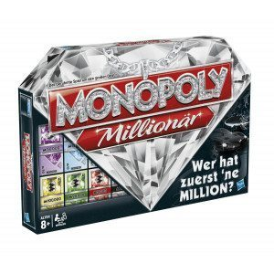 Spiel Monopoly Millionär