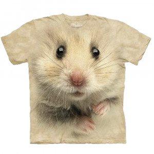 T-Shirt Big Face Hamster