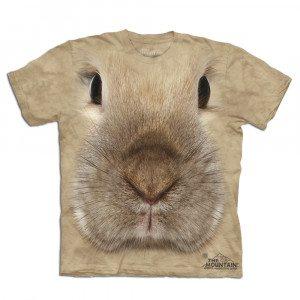 T-Shirt Big Face Hase