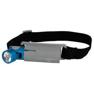 Taschen- und Kopflampe für Naturexpeditionen