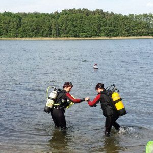 Tauchkurs Open Water Diver Plau am See
