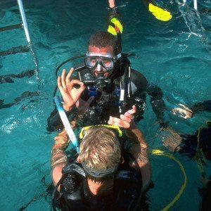 """Tauchkurs """"PADI Open Water Diver"""" – Mellrichstadt"""