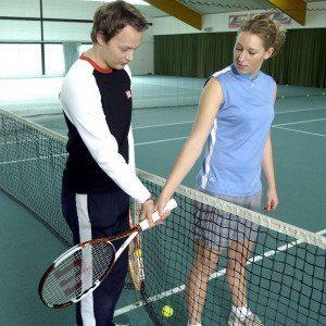 Tennis-Trainings-Wochenende für 2 - Raum Köln