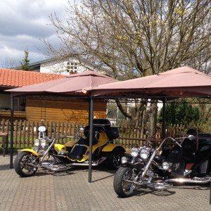 Trike fahren - Raum Fulda