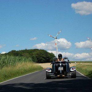 Trike fahren - Raum Herborn