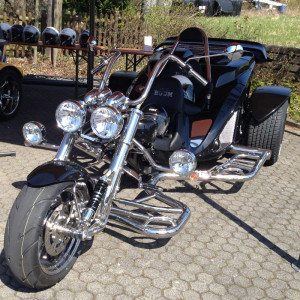 Trike-Tagestour Rhön - Raum Fulda