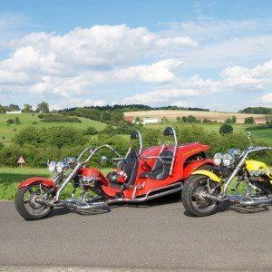 Trike-Tagestour - Spessart