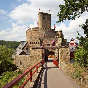 Übernachtung auf der Burg für Zwei - Brodenbach
