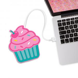 "USB-Tassenwärmer ""Cupcake"" oder ""Donut"""
