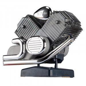 V2-Motorradmotor selbst nachbauen