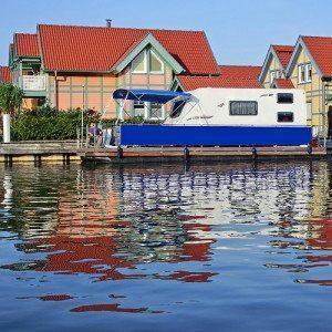 Wassercaravan - Saison 3 - Neustrelitz