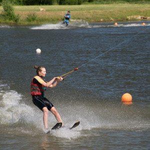Wasserski fahren – Jagel