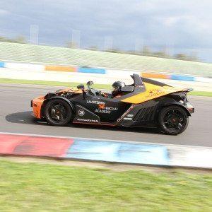 X-Bow Rennstreckentraining - Lausitzring