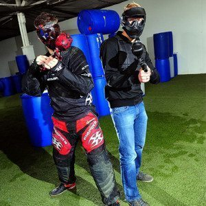 XXL-Paket Paintball - 4 Personen - Hamburg