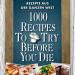 1000 Recipes To Try Before You Die. Rezepte aus der ganzen Welt