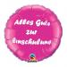 "Helium-Luftballon ""Einschulung"""